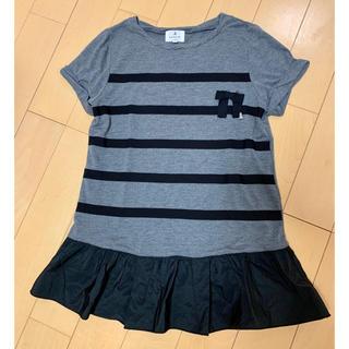 ランバンオンブルー(LANVIN en Bleu)のLANVIN en bleu トップス(Tシャツ(半袖/袖なし))