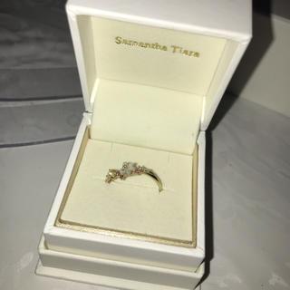Samantha tiara 指輪