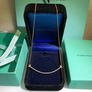 Tiffany & Co. - ティファニー Tスマイル ネックレス