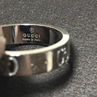 Gucci - GUCCI アイコンリング