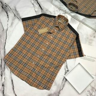BURBERRY - BURBERY  19夏新品 メンズシャツ 高品質 カジュアル