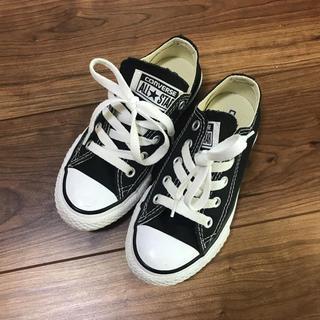 CONVERSE - コンバース スニーカー 子供 17センチ  靴 17㎝