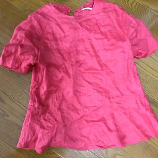 ロッソ(ROSSO)のアーバンリサーチ ロッソ 麻100% (シャツ/ブラウス(半袖/袖なし))