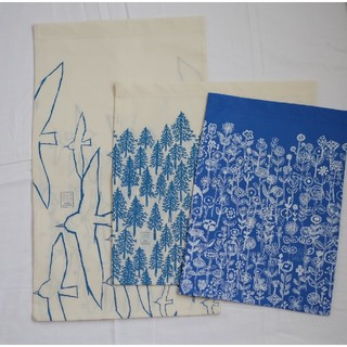 mina perhonen - 3枚セット ミナペルホネン 非売品 包装紙 包装袋
