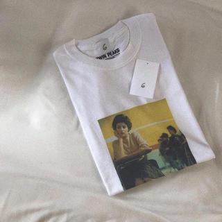 BEAUTY&YOUTH UNITED ARROWS - ROKU 6 今季新作 Tシャツ Sサイズ タグあり 美品 ちぴちゃん着用