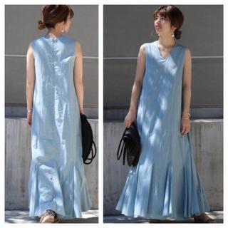 ノーブル(Noble)の【新品タグ付】【MARIHA】夏の月影のドレス(ロングワンピース/マキシワンピース)