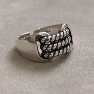 シルバー925 ベルトデザインリング シルバーリング(リング(指輪))