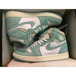 NIKE - Nike Air Jordan 1 High Turbo Green