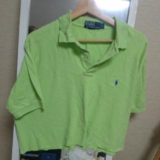 ポロラルフローレン(POLO RALPH LAUREN)のラルフローレン ミニ丈ポロシャツ(ポロシャツ)