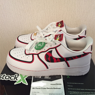 NIKE - AIR FORCE 1 LOW DENNIS RODMAN