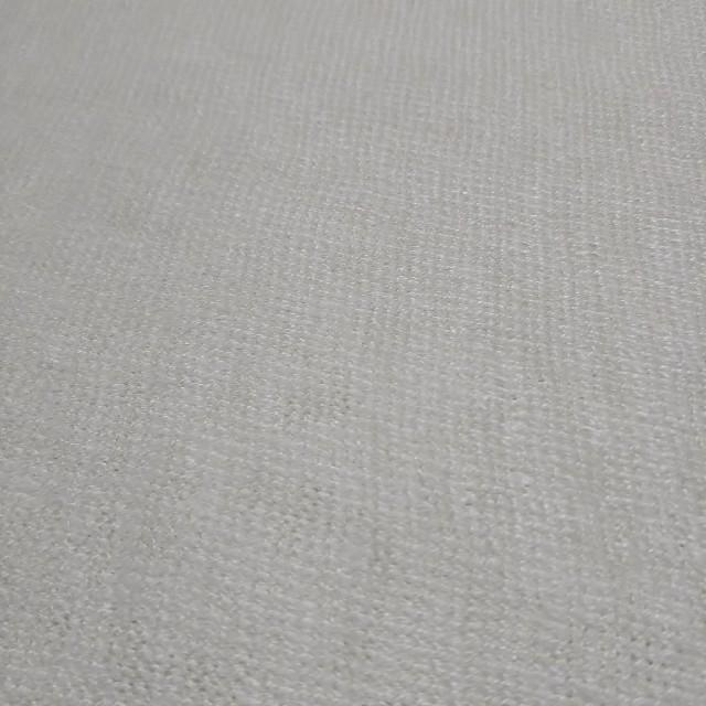 MUJI (無印良品)(ムジルシリョウヒン)の無印良品 フレンチリネンUVカット手通しケープストール レディースのファッション小物(ストール/パシュミナ)の商品写真