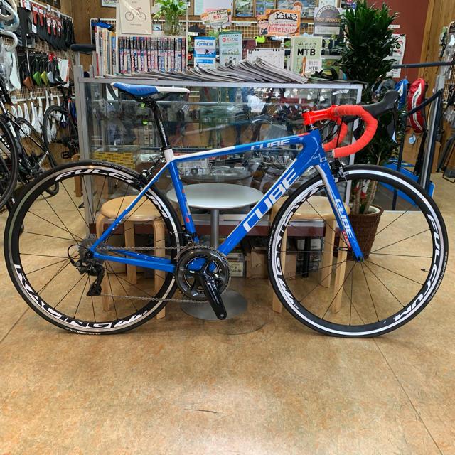 CUBE ライトニングC:68SL シマノデュラエース仕様 52サイズ カーボン スポーツ/アウトドアの自転車(自転車本体)の商品写真