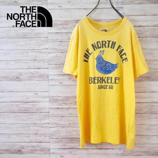 ザノースフェイス(THE NORTH FACE)のThe North Face アーチロゴ ゆるかわTシャツ カンムリウズラ(Tシャツ/カットソー(半袖/袖なし))
