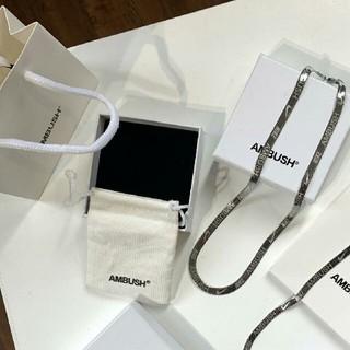 ナイキ(NIKE)の19SS  NIKE x AMBUSH  ネックレス 男女兼用 (ネックレス)