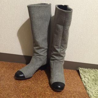 シャネル(CHANEL)のMARIさん、専用 値下げ!!CHANEL★ブーツ (ブーツ)