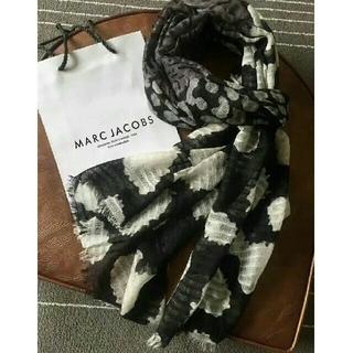 マークジェイコブス(MARC JACOBS)のMARC JACOBS 新品、正規品 ストール(ショール) 美品 画像参照(バンダナ/スカーフ)