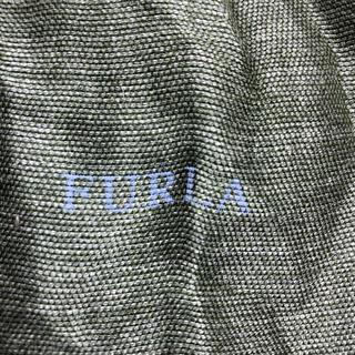 フルラ(Furla)のFURLA 薄手ストール カーキ アウトレット正規店購入(ストール/パシュミナ)
