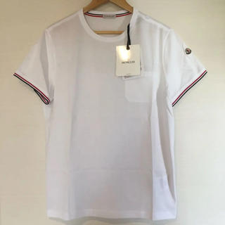 MONCLER - 新品未使用 19SS  MONCLER 確実正規品 胸ポケット Tシャツ