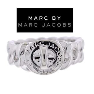 マークバイマークジェイコブス(MARC BY MARC JACOBS)のMarc by Marc Jacobs 新品 指輪 シルバー 定価の70%引き(リング(指輪))