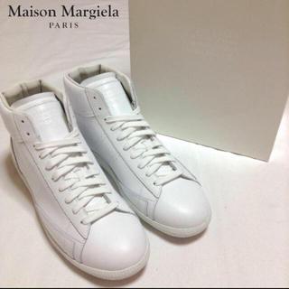 マルタンマルジェラ(Maison Martin Margiela)のMargela♡激かわ白スニーカー♡(スニーカー)