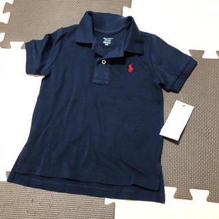 Ralph Lauren - ラルフローレン ポロシャツ 18M Ralph Lauren ネイビー 半袖