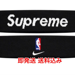 Supreme - Supreme Nike NBA Headband Black