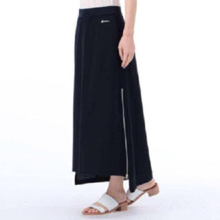 DEUXIEME CLASSE - アメリカーナサイドジップスカート(ネイビー)