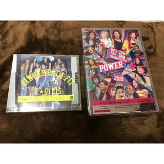 E-girls E.G.Family eg ライブ DVD