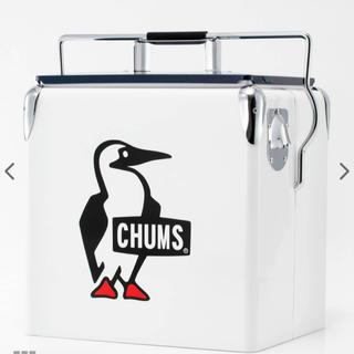 CHUMS - 25日まで限定 チャムス限定品クーラーボックス