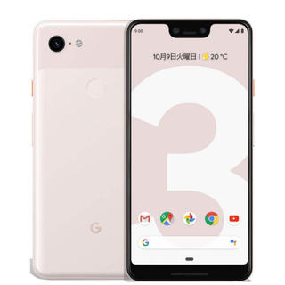 新品 Google Pixel 3 XL 64GB simフリー