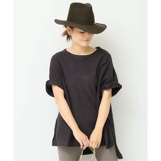 DEUXIEME CLASSE - 新品 CALUX BIG Tシャツ ブラック 19SS ドゥーズィエムクラス