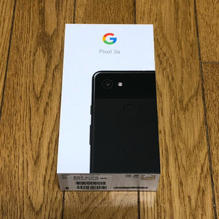 ANDROID - google pixel3a ブラック