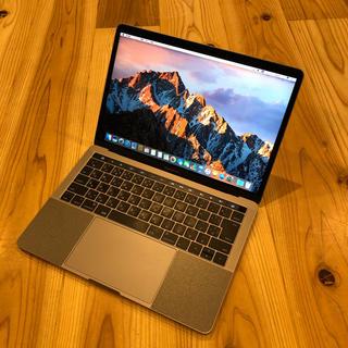 マック(Mac (Apple))の美品MacBookPro 13inch 2016年 Touchbar B49(ノートPC)