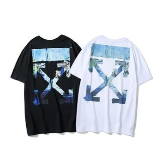 OFF-WHITE - 「2枚セット6100円」 人気商品 着心地よい メンズ Tシャツ