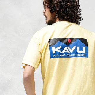 カブー(KAVU)のナノユニバース  KAVU 別注 Tシャツ(Tシャツ/カットソー(半袖/袖なし))