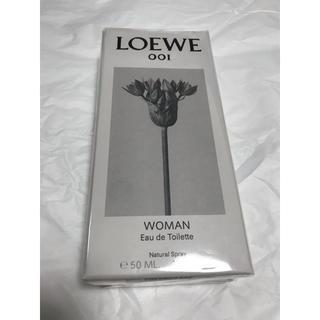 ロエベ(LOEWE)のLOEWE 香水 50ml 新品未開封未使用(香水(女性用))