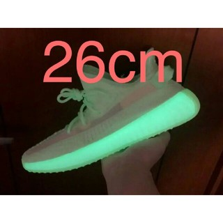 adidas - YEEZY BOOST 350 V2 Glow in the Dark 26