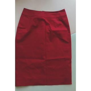 ファイナルステージ(FINAL STAGE)のファイナルステージ 赤タイトスカート(ひざ丈スカート)