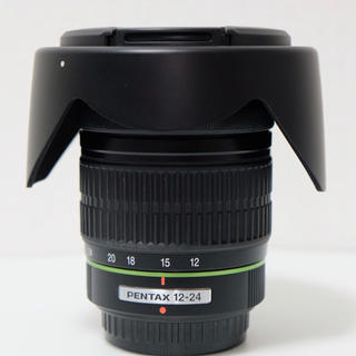 PENTAX - PENTAX SMC DA 12〜24mm ED AL (IF )F4