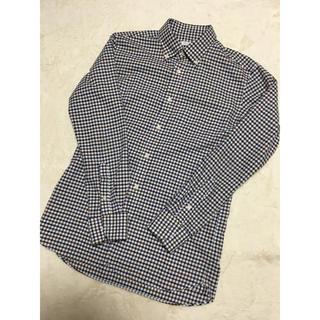マッキントッシュフィロソフィー(MACKINTOSH PHILOSOPHY)のマッキントッシュフィロソフィー シャツ チェックシャツ トロッター 38(シャツ)