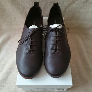 SM2 - サマンサモスモス SamansaMos2 新品 日本製 本革靴(ダークブラウン)
