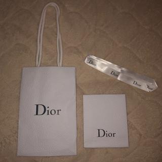 ディオール(Dior)のDior ラッピングセット(ラッピング/包装)