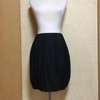 YOKO CHAN ヨーコチャン❁︎コクーンスカート(ミニスカート)