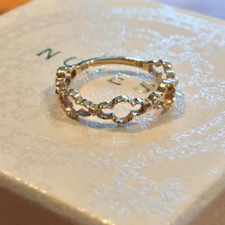ノジェス(NOJESS)のノジェス リング 4号 k10(リング(指輪))
