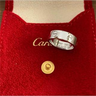 Cartier - カルティエ ラブ リング