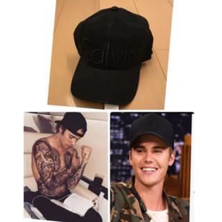 カルバンクライン(Calvin Klein)のカルバンクライン Calvin Klein ck キャップ  帽子(キャップ)