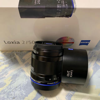 SONY - loxia 50mm f2