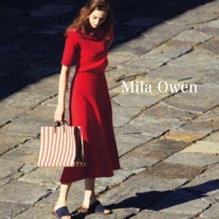 Mila Owen - セットアップ♡CLANE united tokyo IENA  ELIN