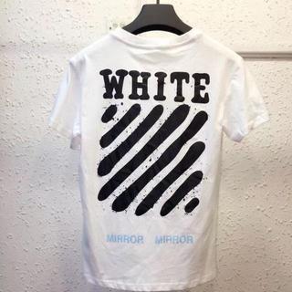 OFF-WHITE - OFF WHITE Tシャツ 半袖