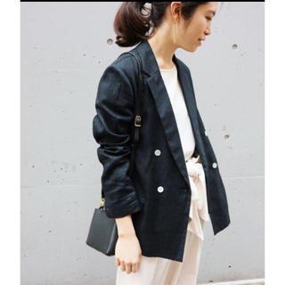 IENA - ラミーWブレストライトジャケット